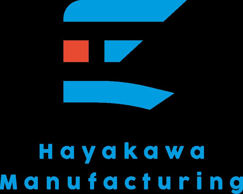 早川製作所 ロゴマーク