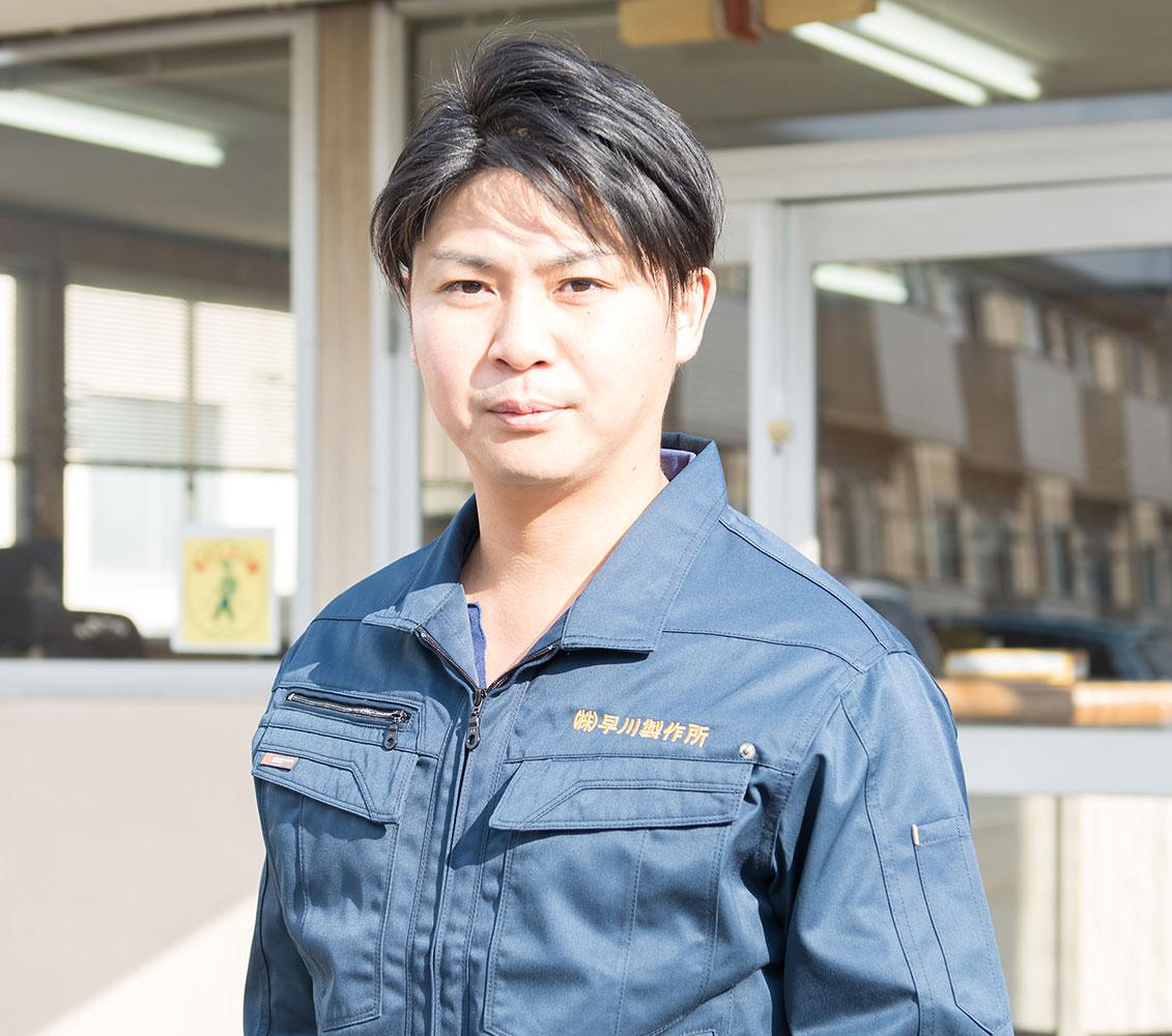 社長(写真)