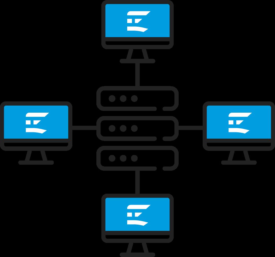生産管理システム(イメージ図)